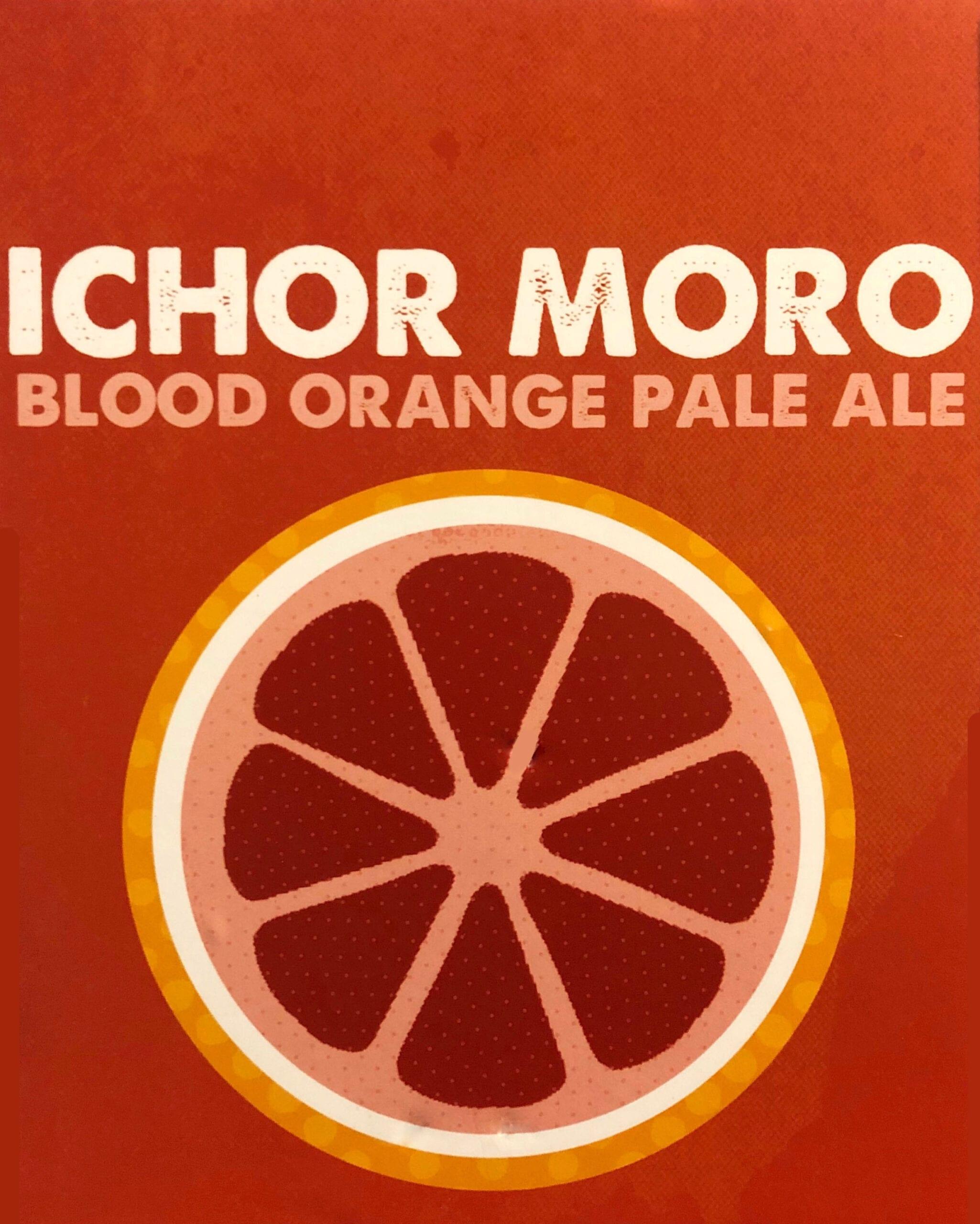 Ichor Moro