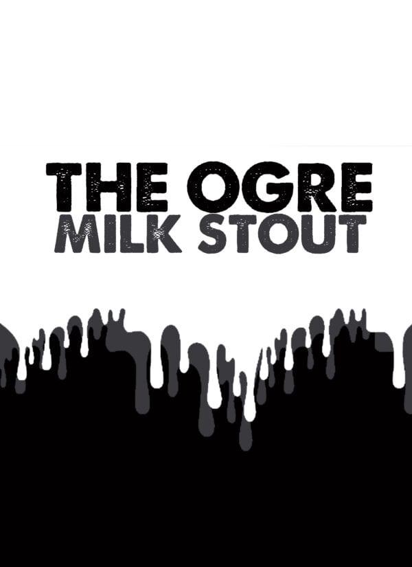 The Ogre Milk Stout