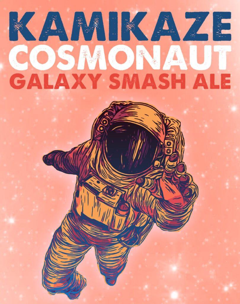 Kamikaze Cosmonaut