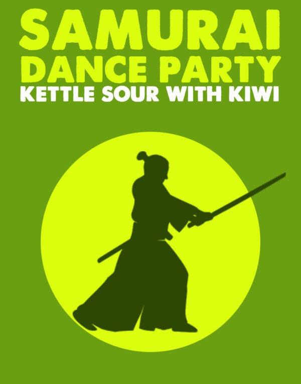 Samurai Dance Party